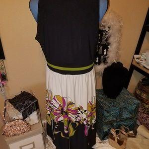 Evan Picone Dresses - Evan Picone Multi-colored Dress
